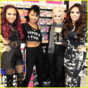 Little Mix: 'DNA' Album Signing at HMV