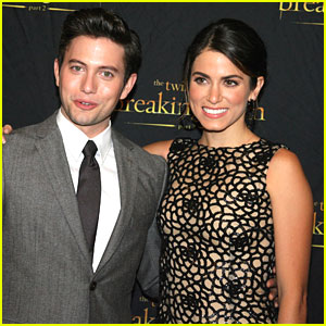 Nikki Reed & Jackson Rathbone: 'Breaking Dawn' in Copenhagen, Denmark!