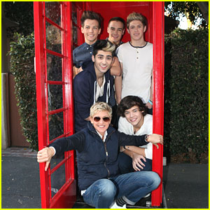 One Direction: Ellen Concert Airs This Week!