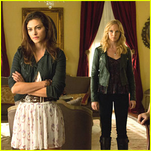 Phoebe Tonkin: New 'The Vampire Diaries' TONIGHT!