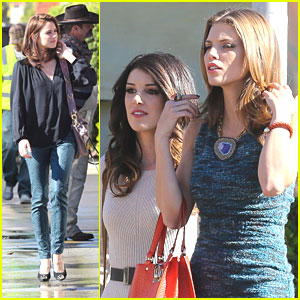 Shenae Grimes: Liam & Annie Moments Coming on '90210'