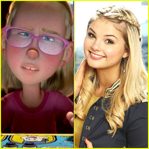 Stefanie Scott Needs A Sugar Rush Name -- JJJ Exclusive Interview!