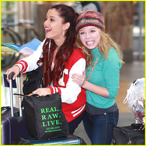 Ariana Grande &#038; Jennette McCurdy: Back to Los Angeles