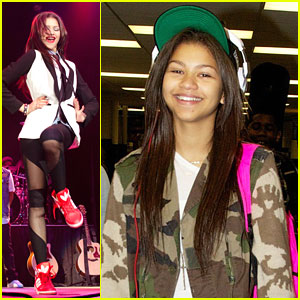 Zendaya: Arizona State Fair Performer!
