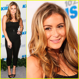 Alexa Vega: Jingle Ball 2012