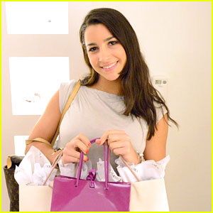Aly Raisman: Pandora Pretty in Atlanta