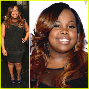 Amber Riley: VH1 Divas 2012