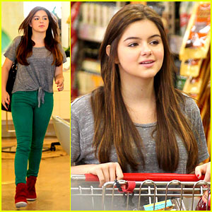 Ariel Winter: New Hair for the Holidays