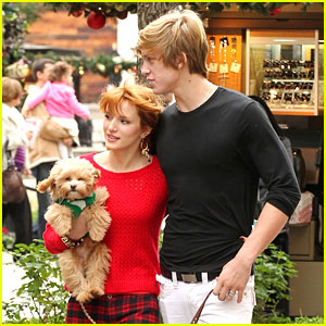 Bella Thorne &#038; Tristan Klier: All-Americana Shopping Sweeties