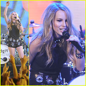 Bridgit Mendler: 'Ready Or Not' on X Factor!