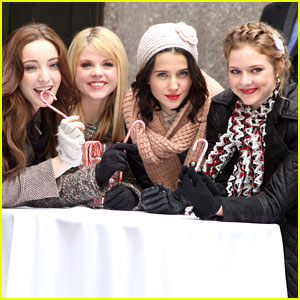 'Bunheads' Cast: Winter Wonderland in New York City!