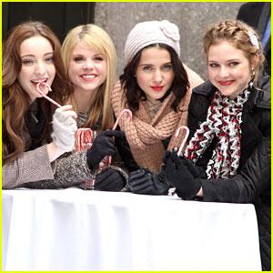 'Bunheads' Cast: Winter Wonderland in New York City!