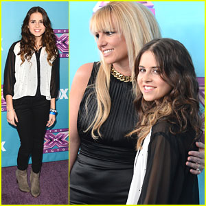 Carly Rose Sonenclar: Singing with LeAnn Rimes for 'X Factor' Finale!