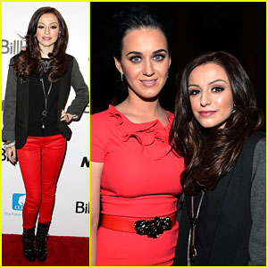 Cher Lloyd: Billboard's Women in Music Luncheon 2012