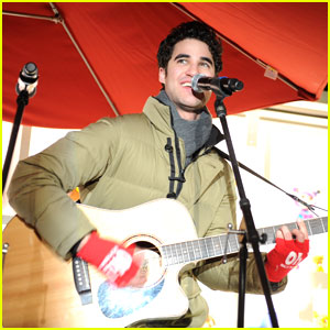 Darren Criss: eBay Toy Box Holiday Concert