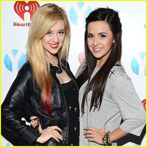 Megan & Liz: Y100's Jingle Ball 2012