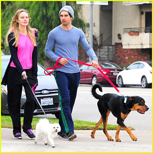 melissa ordway justin gaston dog walk Related tags: adult undressing games, sexy women undressing, adult ...