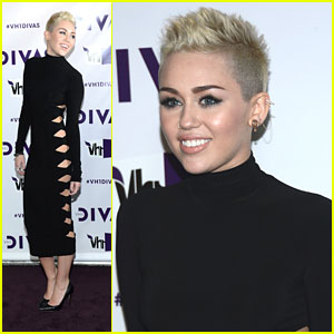 Miley Cyrus: VH1 Divas 2012!