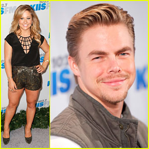 Derek Hough: 'Shawn Johnson is Champion of Champions'