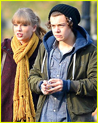 Harry Styles & Taylor Swift: Tattoo Twosome