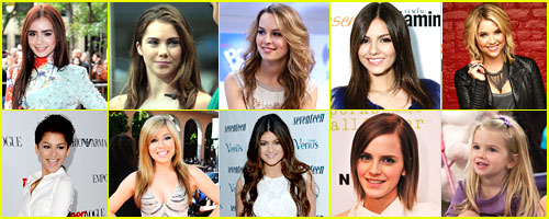 Just Jared Jr's Top 25 Actresses of 2012