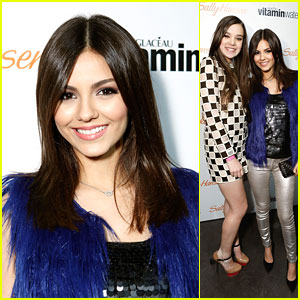 Victoria Justice: Happy Birthday, Hailee Steinfeld!