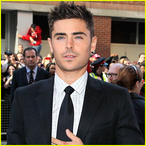 Zac Efron Joins 'Parkland'!