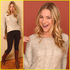 Allie Gonino: Sundance 2013 Portraits