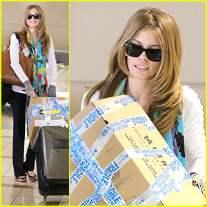 AnnaLynne McCord: Back in LA After Sundance