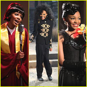China Anne McClain Celebrates Black History Month on 'A.N.T. Farm'
