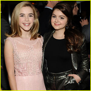 Ariel Winter & Kiernan Shipka: Elle's Women In Television Celebration!