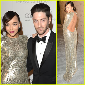Ashley Madekwe: Art of Elysium Heaven Gala 2013