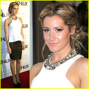 Ashley Tisdale: Genlux Mag Celebrates Riviera 31