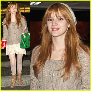 Bella Thorne: To Boston And Back