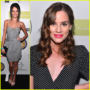 Christa B. Allen & Alice Greczyn: Step Up on Vine Grand Opening
