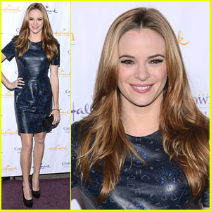 Danielle Panabaker: Hallmark Press Gala Girl