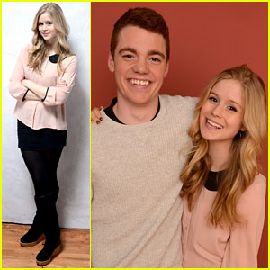 Erin Moriarty &#038; Gabriel Basso: Sundance Portrait Session