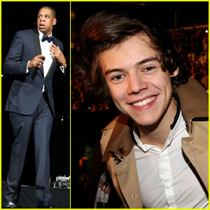 Harry Styles: Jay-Z's New Year's Eve Concert!