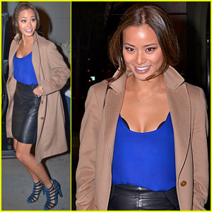 Jamie Chung: Girls Night Out!