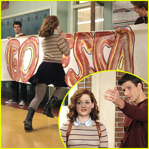 Parker Young Cheers on Jane Levy on 'Suburgatory'