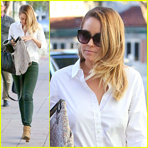 Lauren Conrad Talks Fashion Resoultions