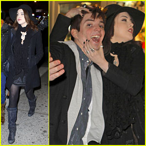 Elizabeth Gillies Breaking News And Photos | Just Jared Jr ...