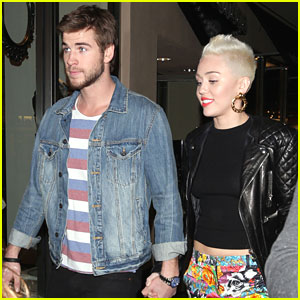 Miley Cyrus &#038; Liam Hemsworth: Happy Birthday, Noah!