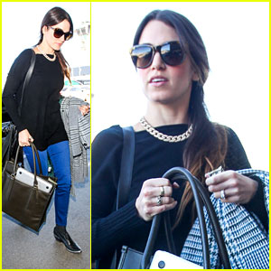 Nikki Reed: Later, LA!
