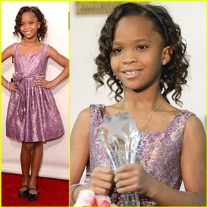 Quvenzhané Wallis: Critics' Choice Awards 2013