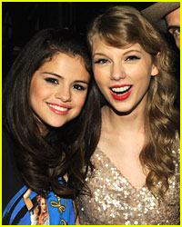 Taylor Swift: Typical Conversations with Selena Gomez Go Like This...