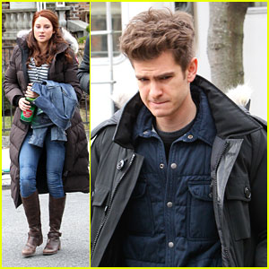 Shailene Woodley &#038; Andrew Garfield: 'Spider-Man 2' Set in Brooklyn