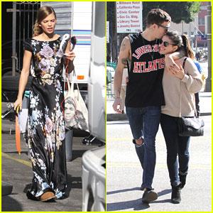 Shenae Grimes & AnnaLynne McCord: Olly Murs To Guest on '90210'