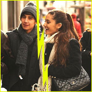 Ariana Grande &#038; Jai Brooks Split (Exclusive)