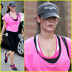 Ashley Greene: 'CBGB Is Awesome!'